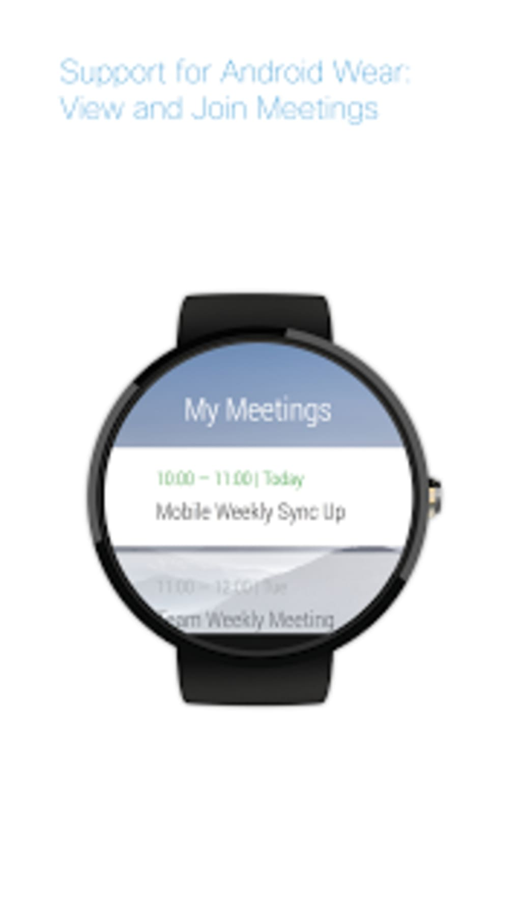 Cisco WebEx Meetings for Android - Download