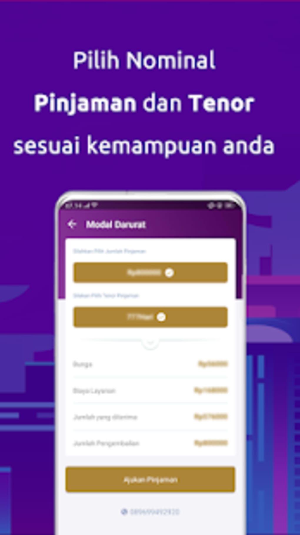 Modal Darurat Pinjaman Kta Online Cepat Cair Untuk Android Unduh