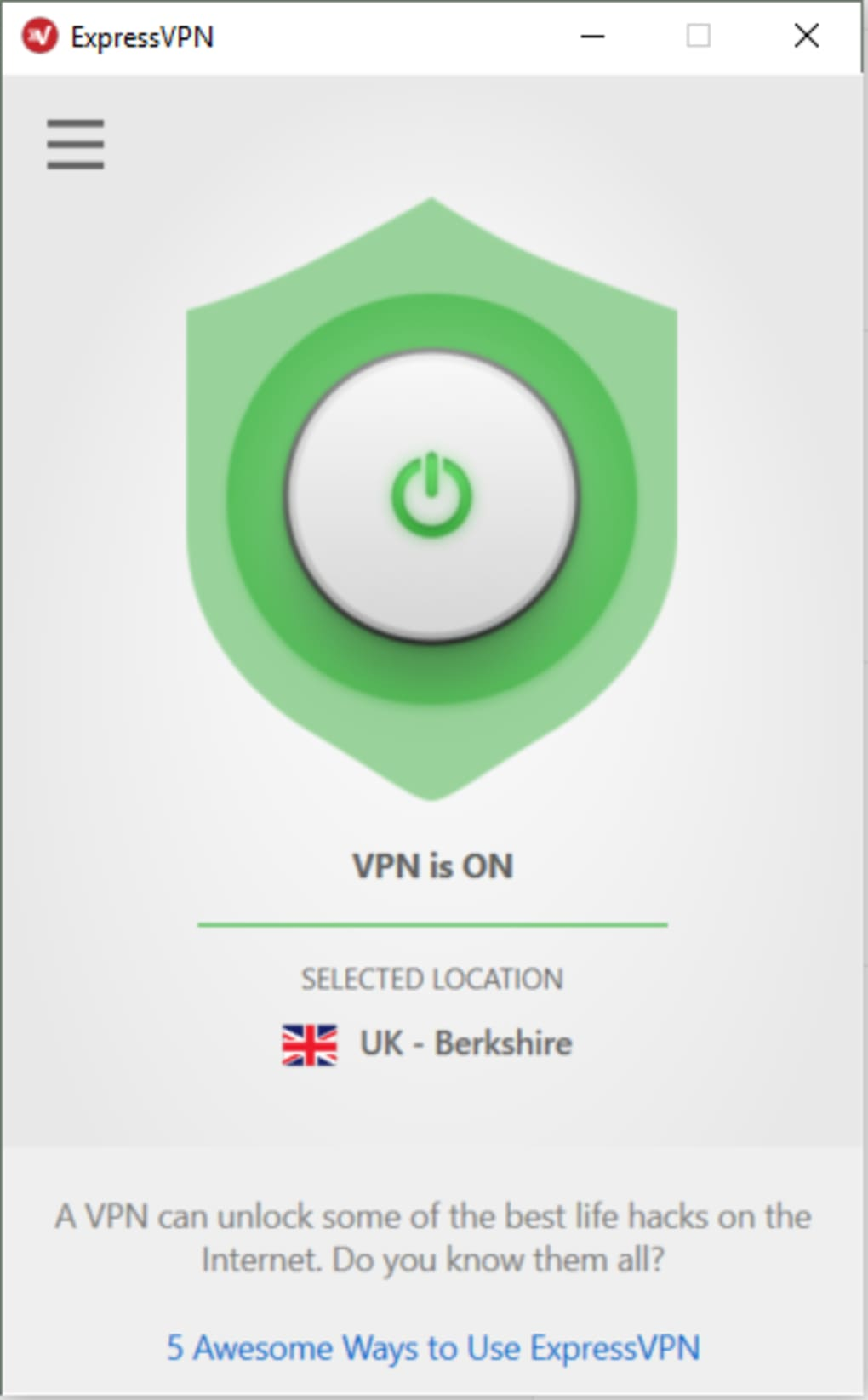 ExpressVPN - Download