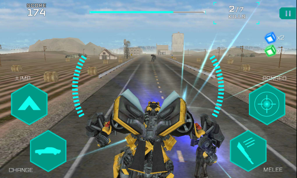 Transformers Age Of Extinction Pour Android Telecharger