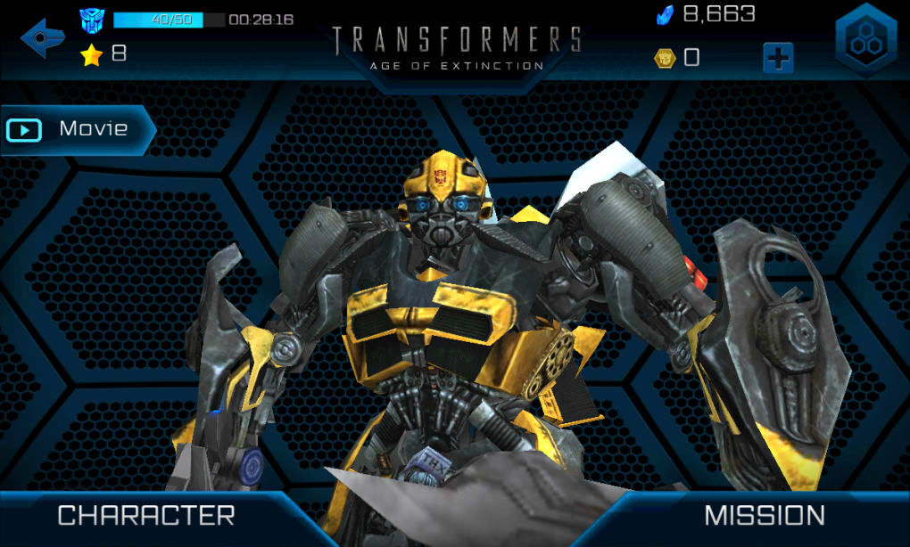 Transformers: Age of Extinction - The Official Game for