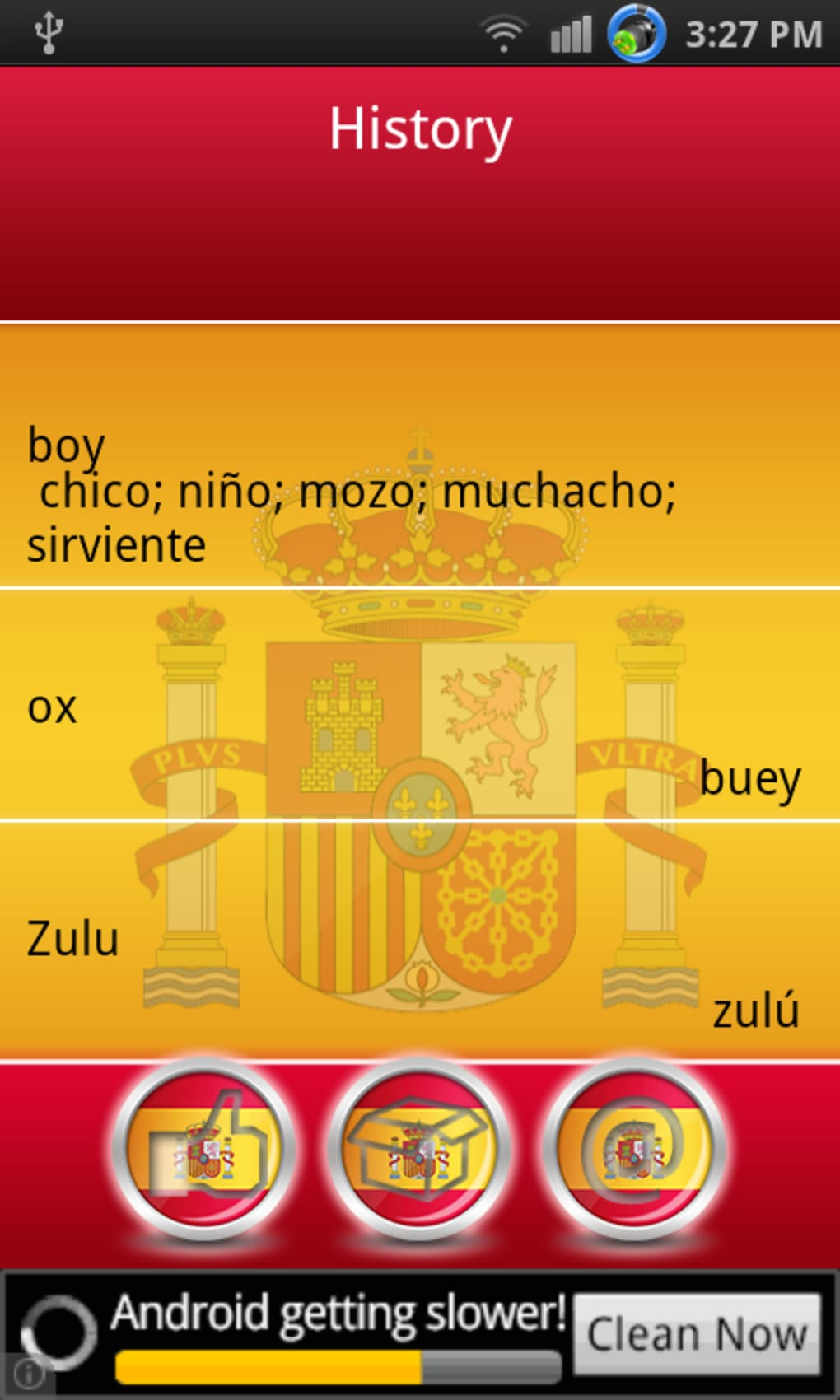 English To Spanish: English To Spanish Dictionary For Android