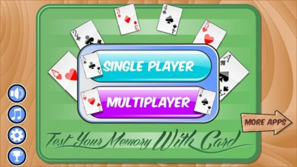 Test Your Memory with Cards