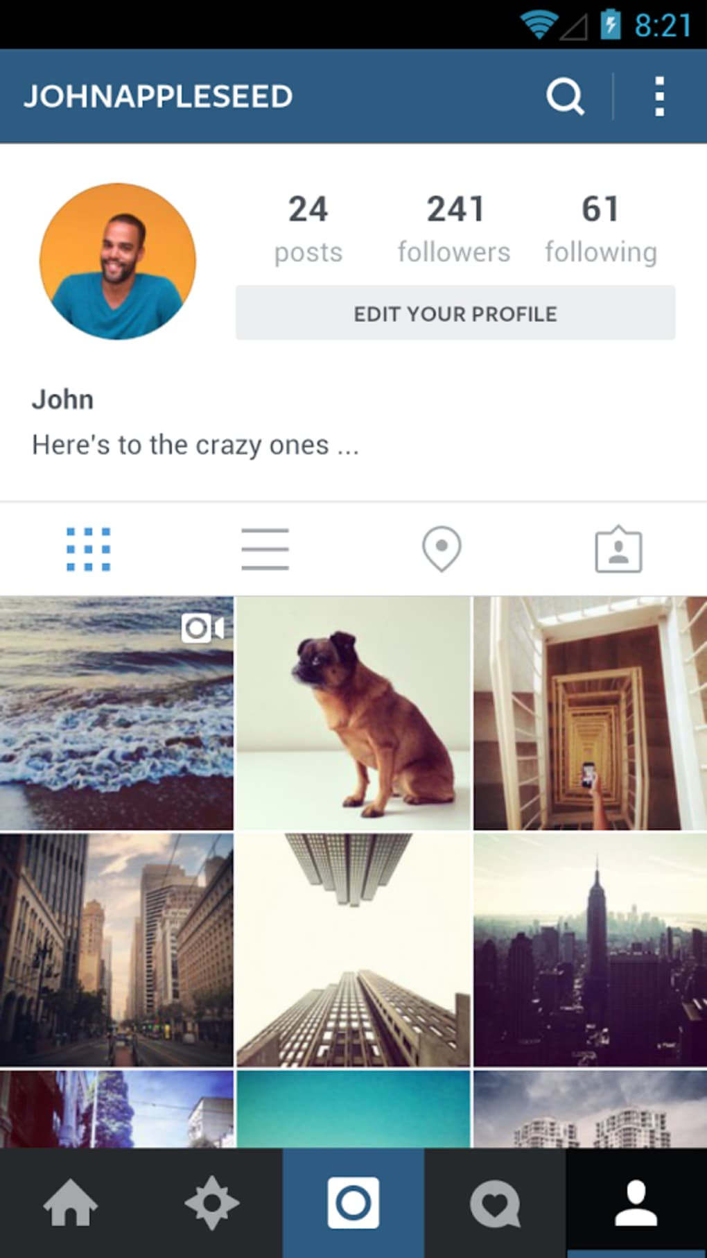 download instagram app for ios 7