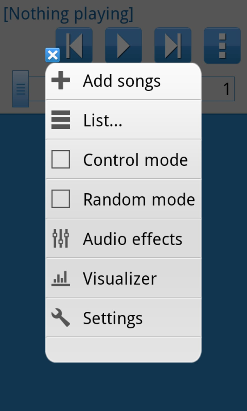 Music Equalizer MP3 player for Android - Download