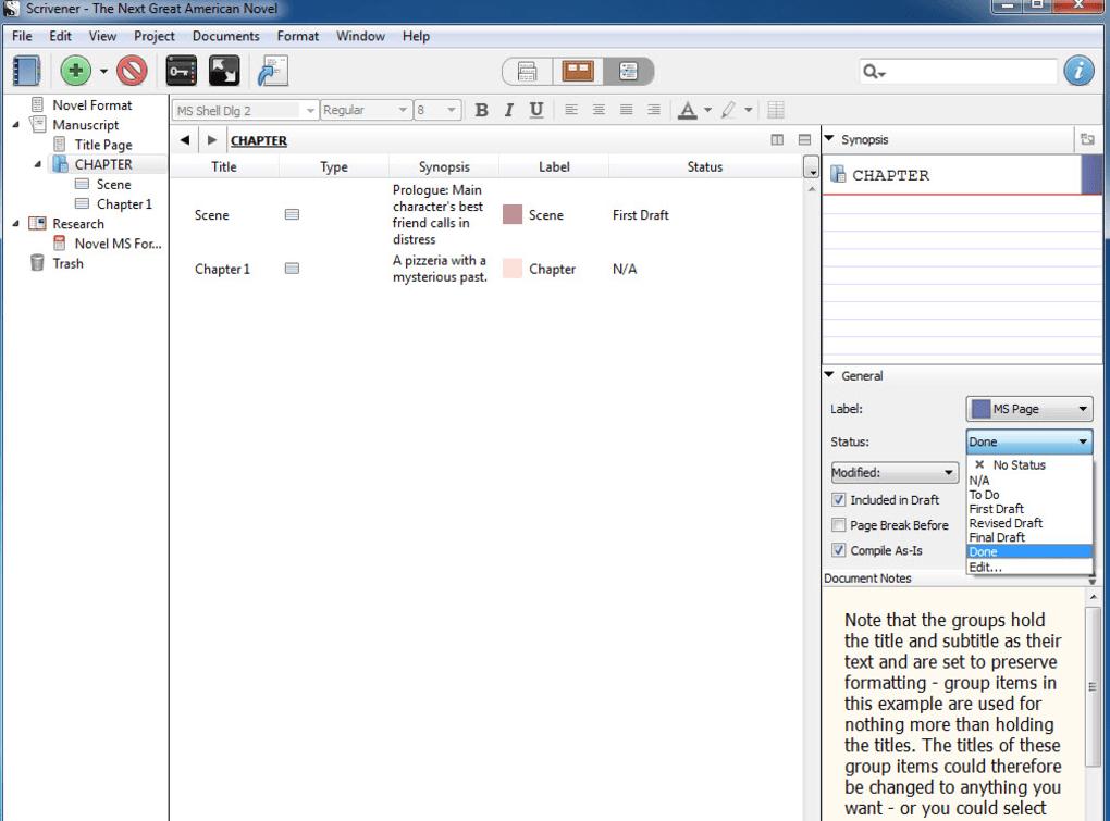 Scrivener 1. 9. 9. 0 crack + keygen (100% working) free download.