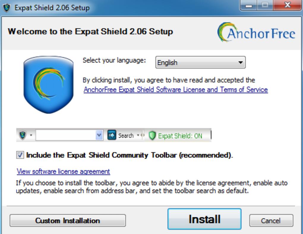 Expat Shield - Download