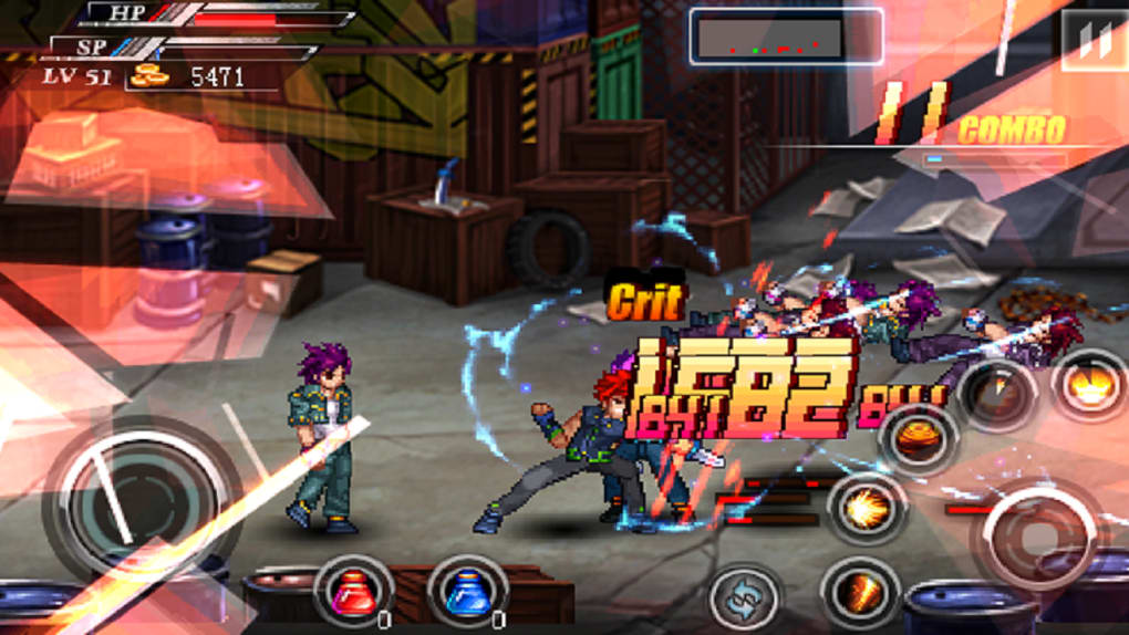 final fight game for android