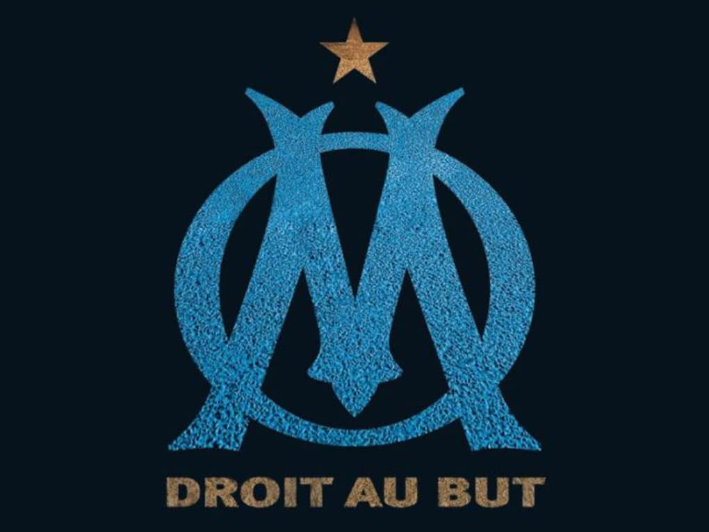 Fond D Ecran Blason Olympique De Marseille Telecharger