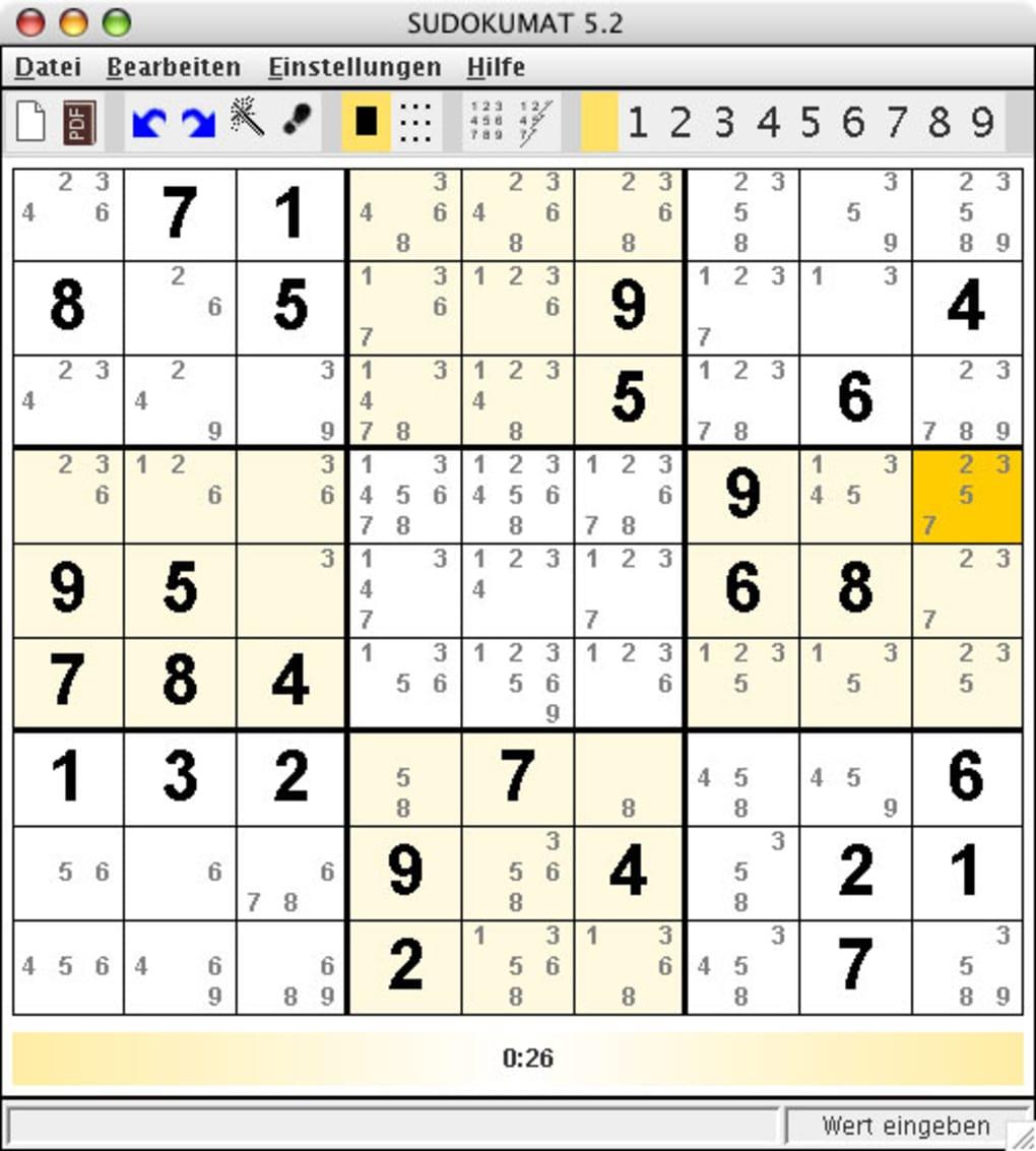 Sudokumat Für Mac Download