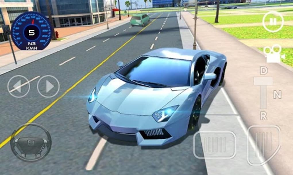 Real Street Stunt Car for Android - Download