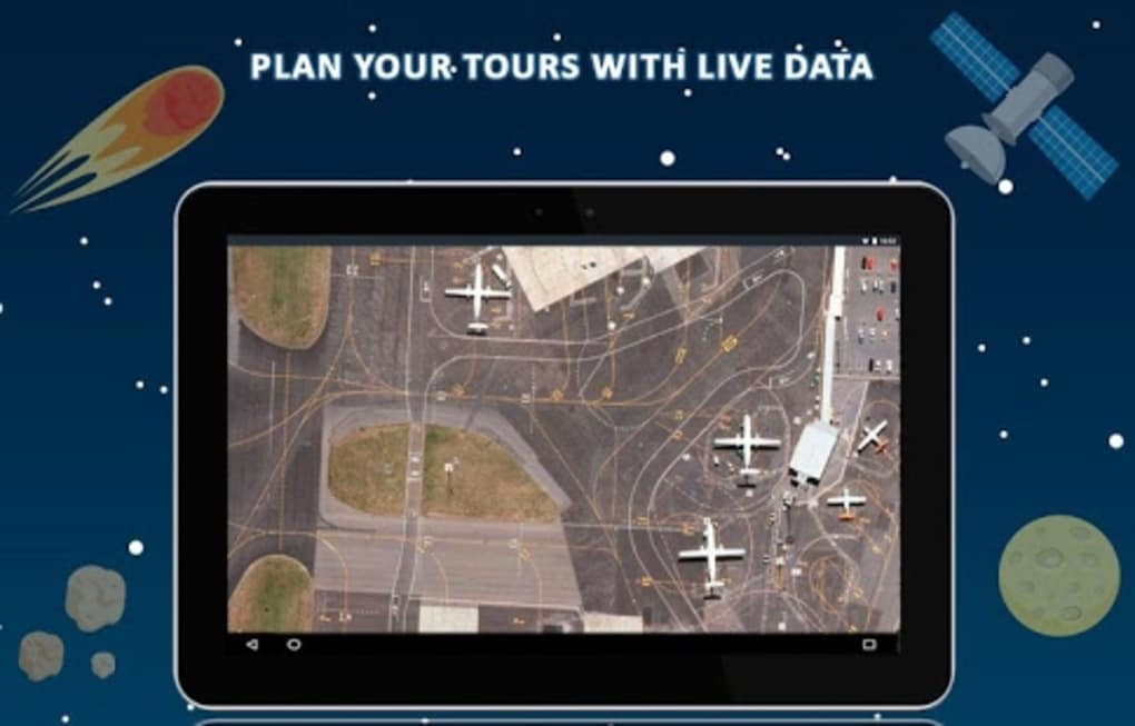 Live Earth Map 2018 Satellite View GPS Tracker for Android - Download