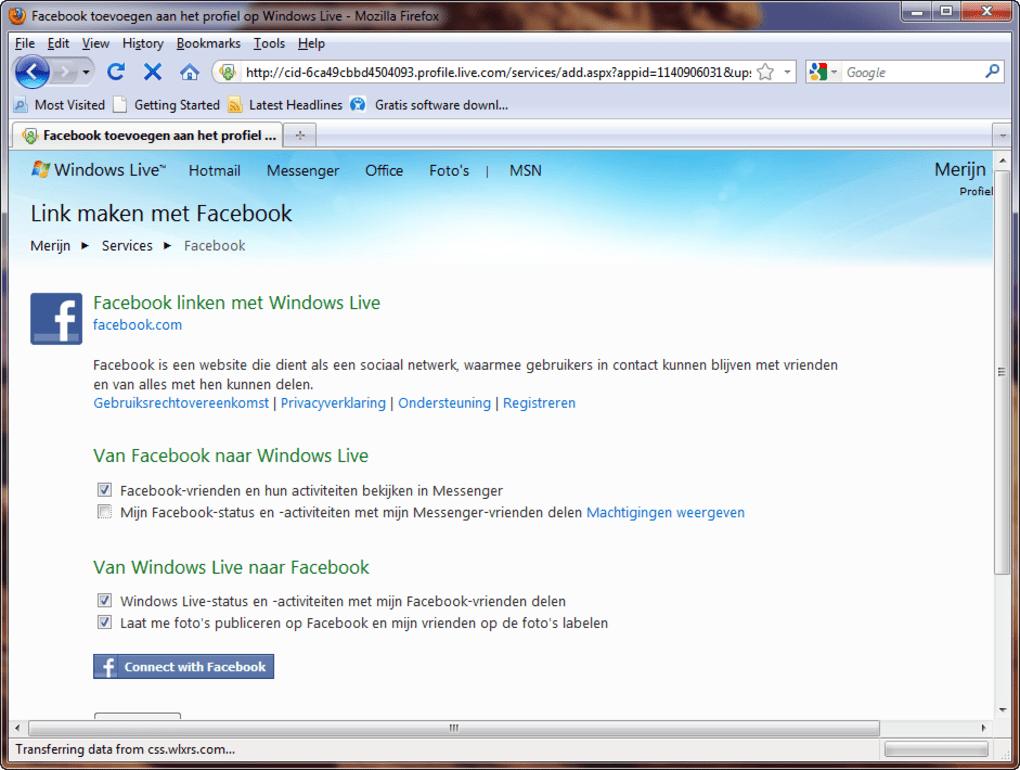hotmail messenger gratis