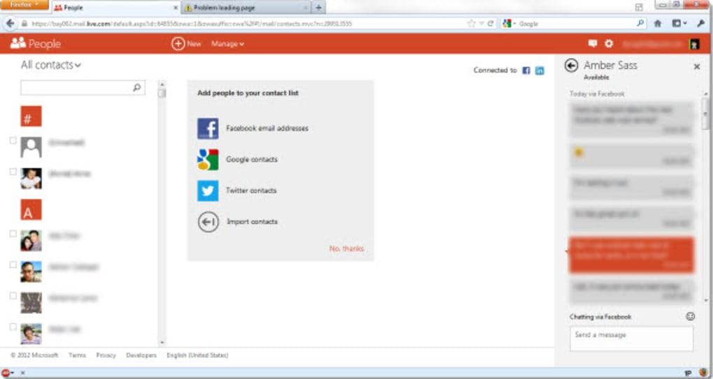 outlook web app download gratis