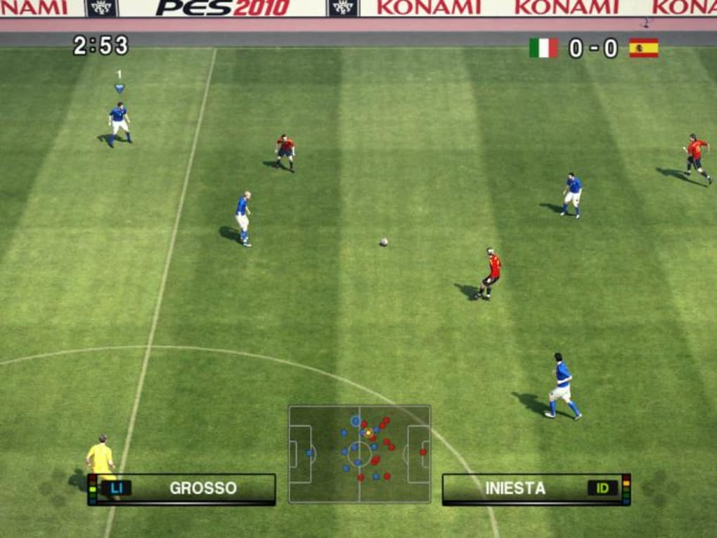 Pro Evolution Soccer 2010 Descargar
