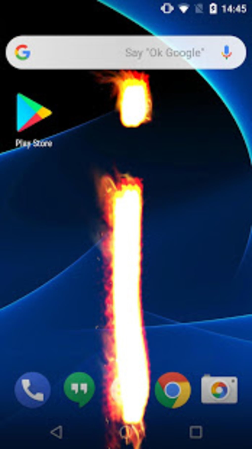 3d Flame Animated Fire Live Wallpaper For Android Download