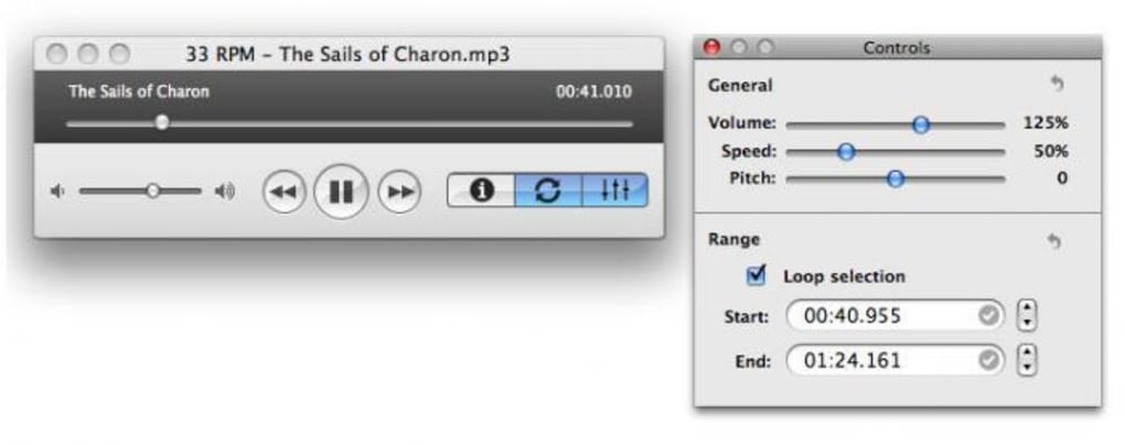 33 RPM for Mac - Download