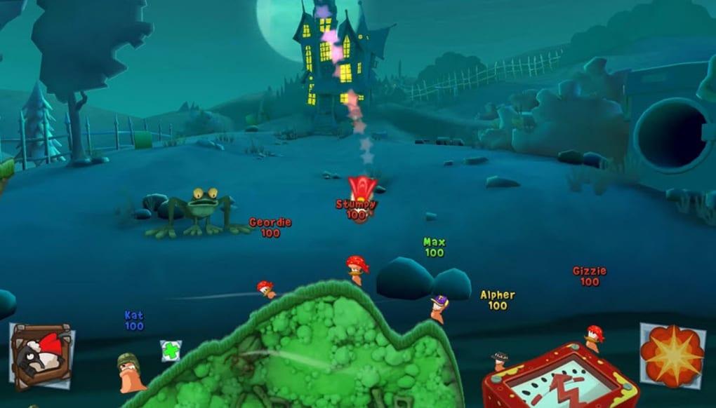 Worms 3 para Android - Descargar