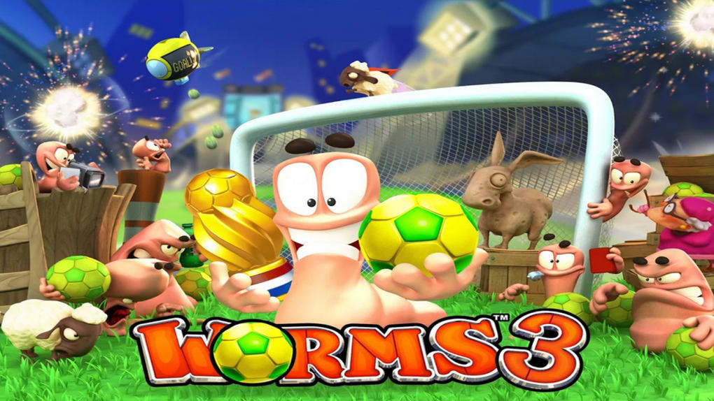 download worms for pc
