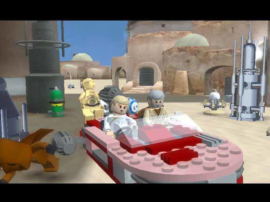 Lego Star Wars Ii The Original Trilogy Download