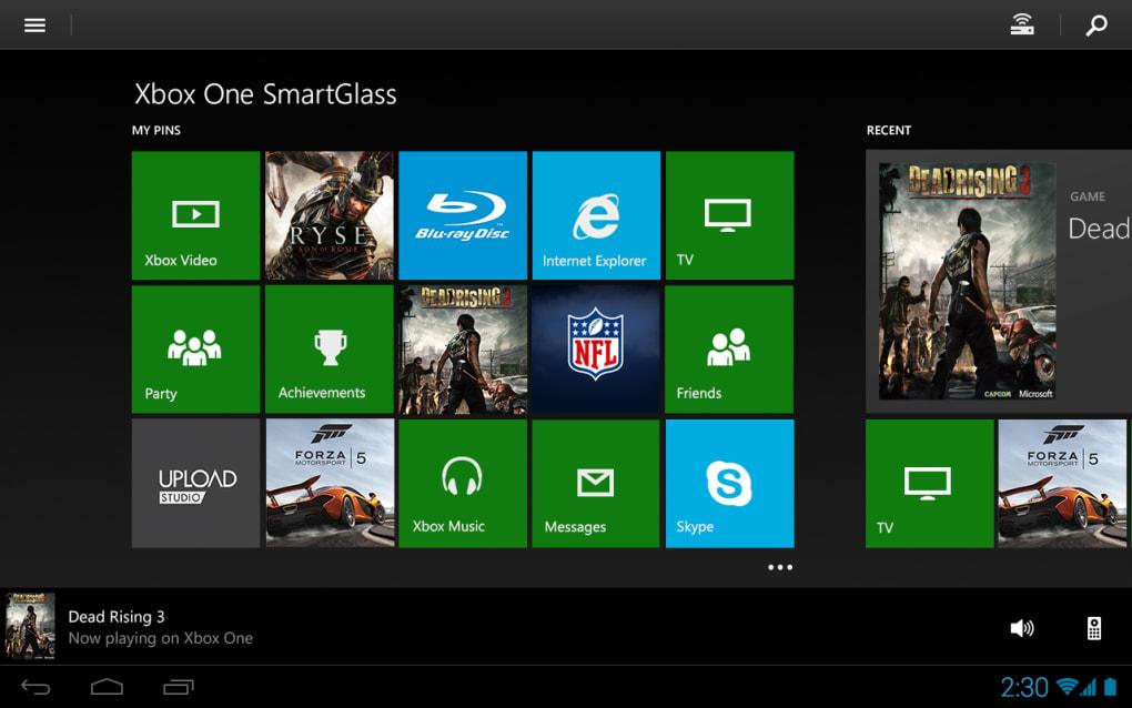 Xbox one smartglass for macbook