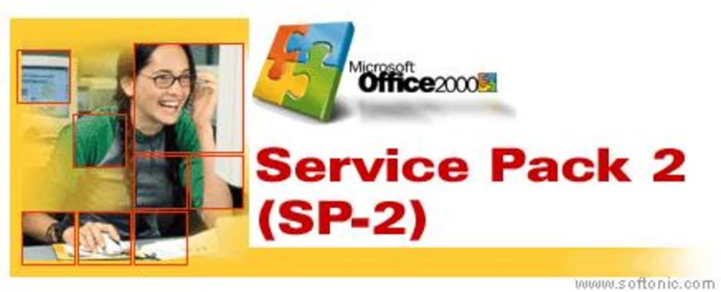 Microsoft Office 2000: Service Pack 2 (SP-2) - Descargar