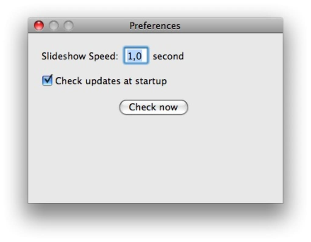 CocoaSlideShow for Mac - Download