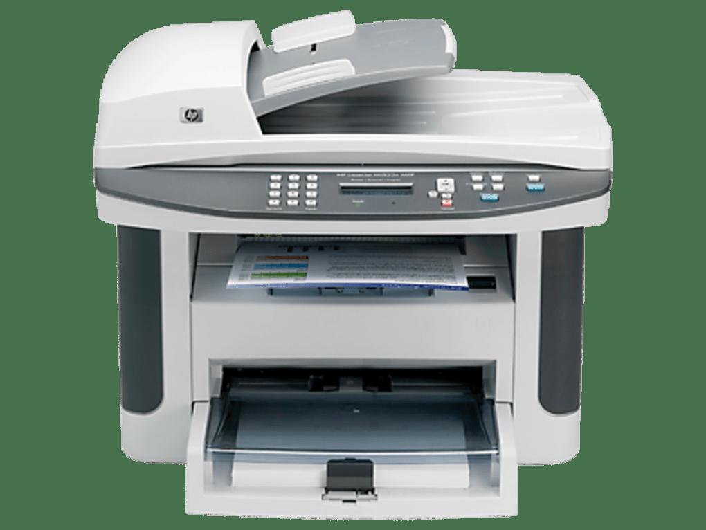 HP LaserJet M1522n Multifunction Printer drivers - Download