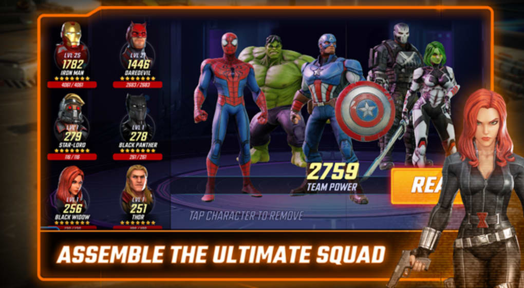 Marvel Strike Force for Android - Download