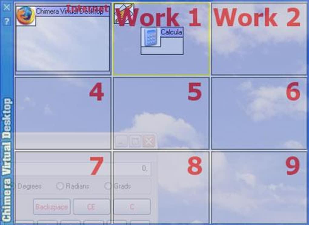 Chimera Virtual Desktop - Download