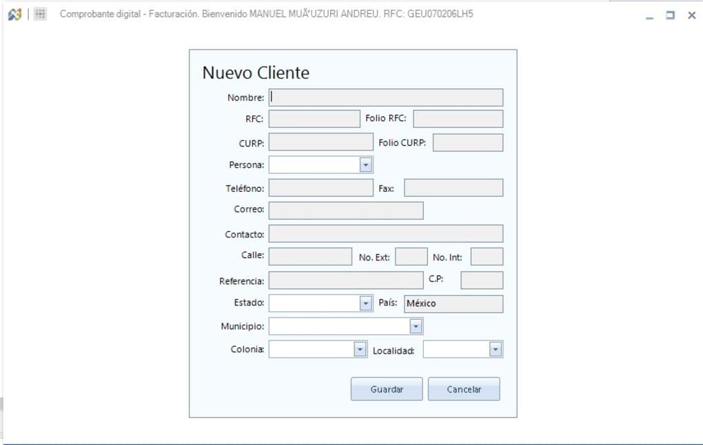 RV Factura Electronica Gratis - Descargar