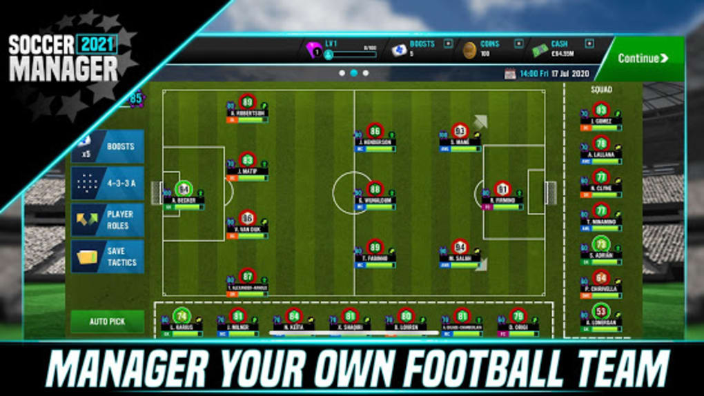 Fifa Manager 2021