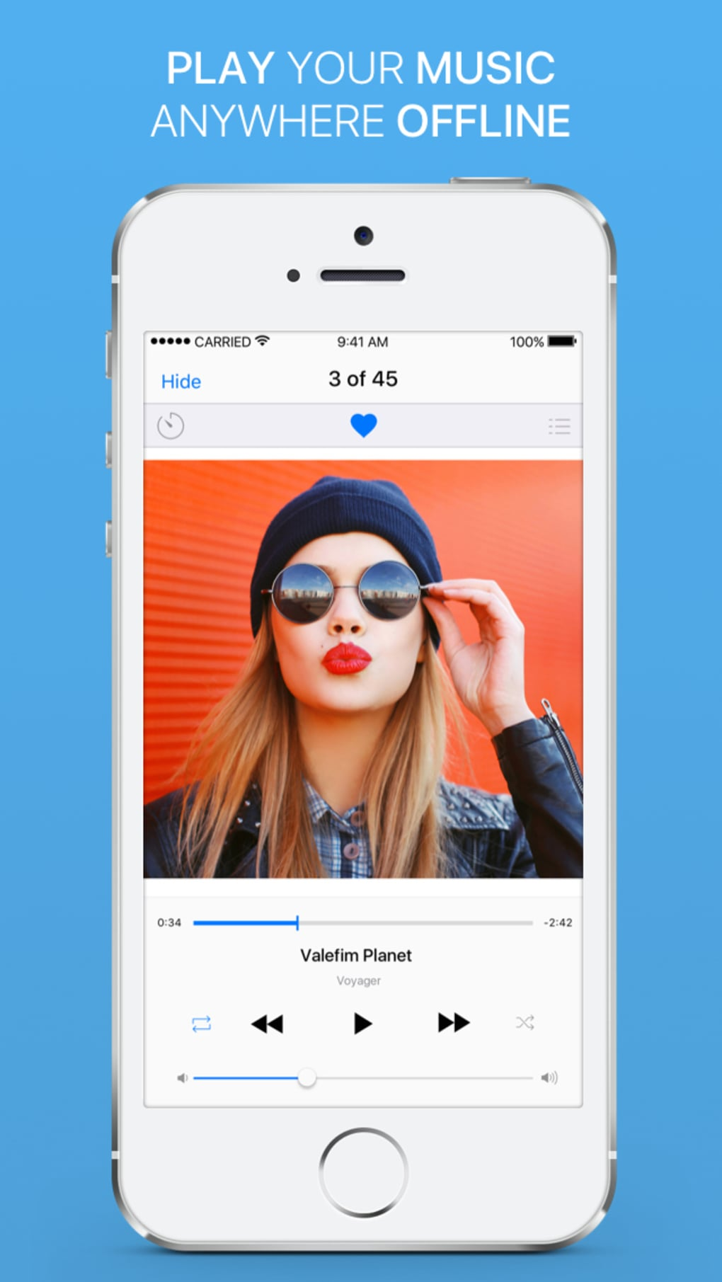 Free Music - Mp3 Player & Streamer for iPhone - Download