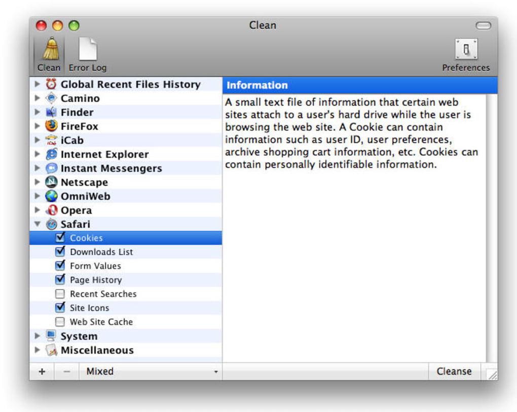 firefox per mac 10.5.8
