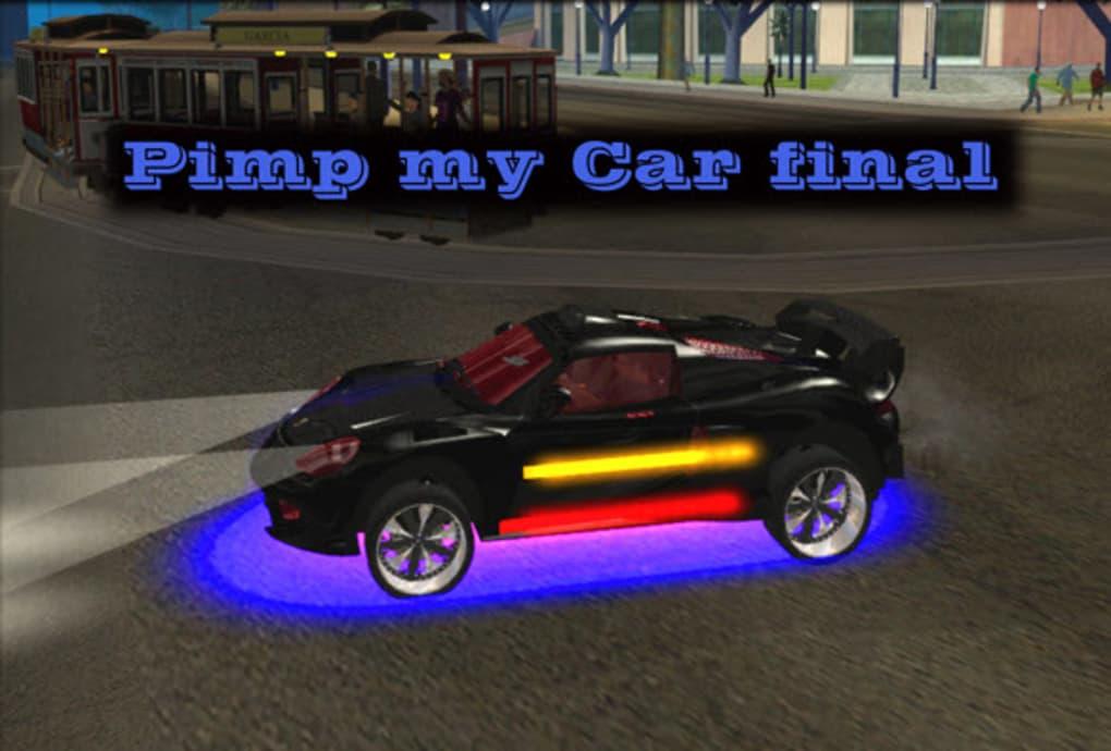 pimp my car - descargar