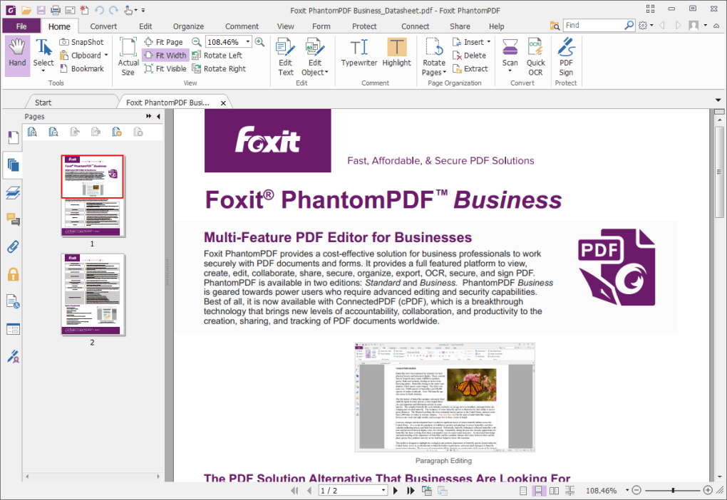 foxit phantompdf 9 download
