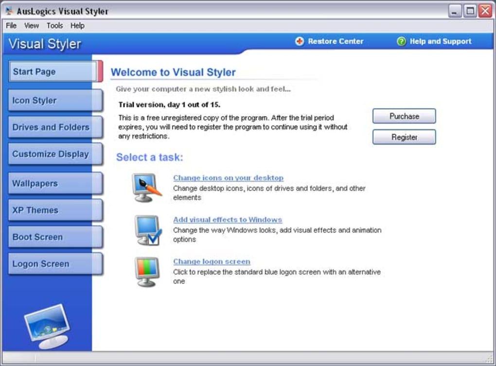 Visual Styler - Download