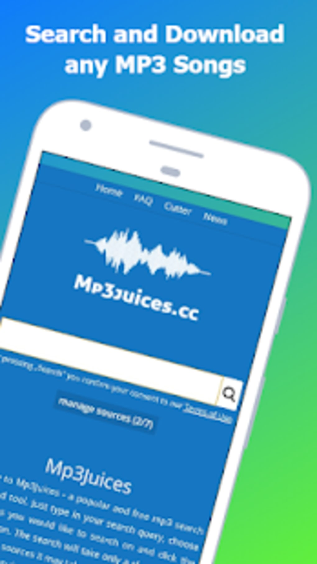 Mp3Juice - Free Mp3 Downloader for Android - Download