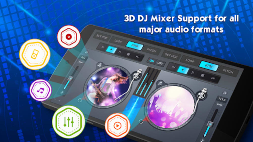 Mixer download app  Mixxx  2019-05-13