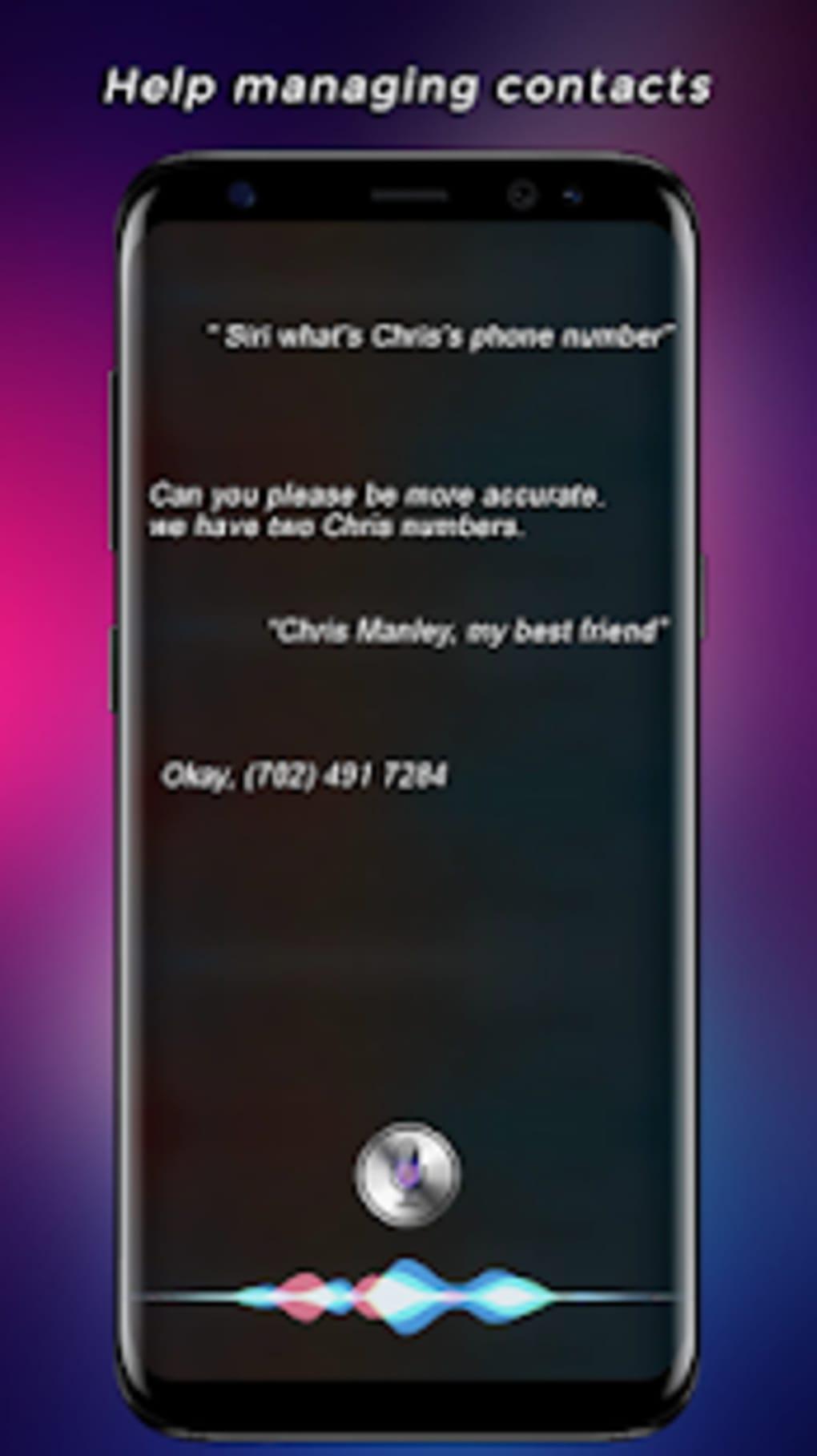 Siri For Android 2018 (Android) - Download