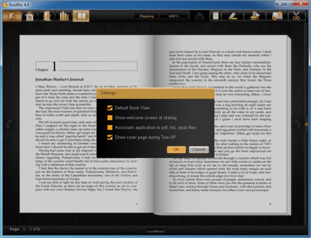 KOOBITS EBOOK READER 4.0 PDF DOWNLOAD