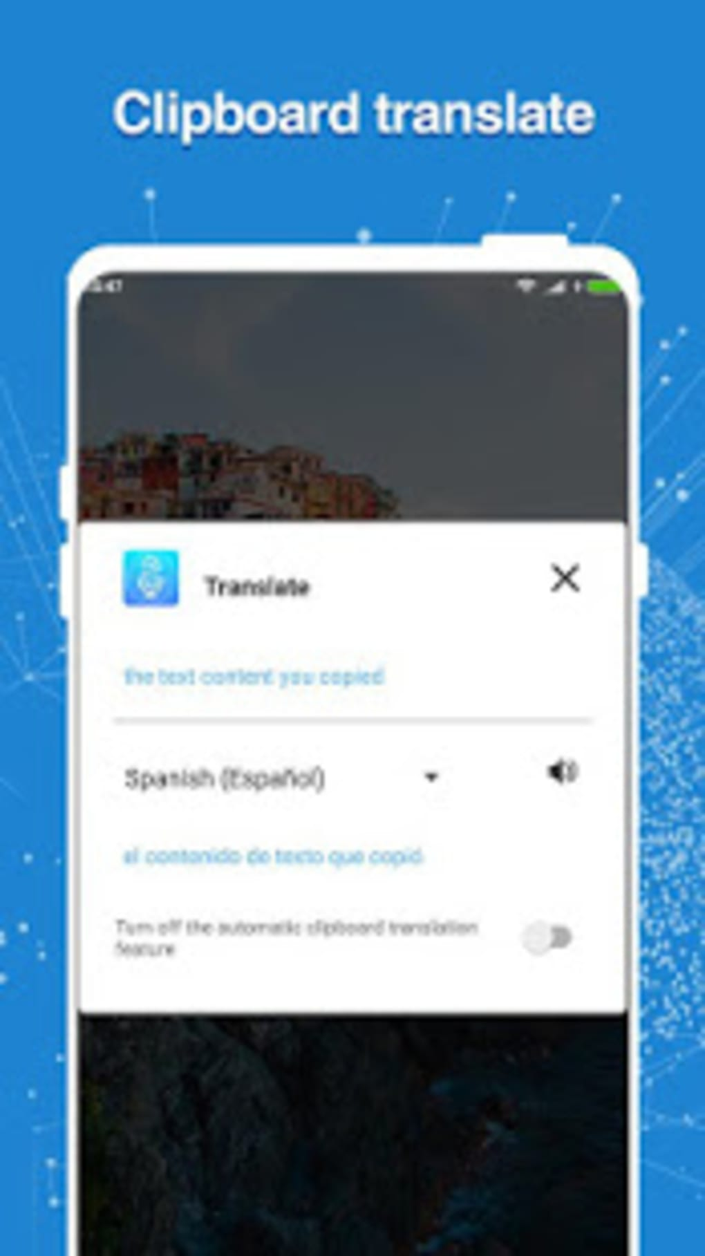 English To Italian Translator Google: Translate All Speech Text Translator For Android