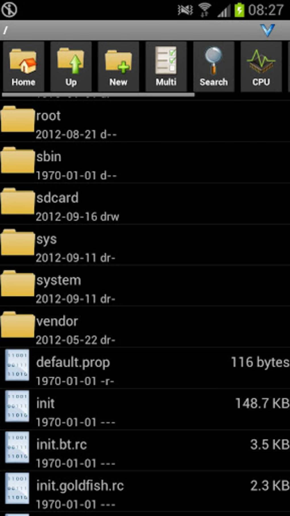 es file manager for android free download