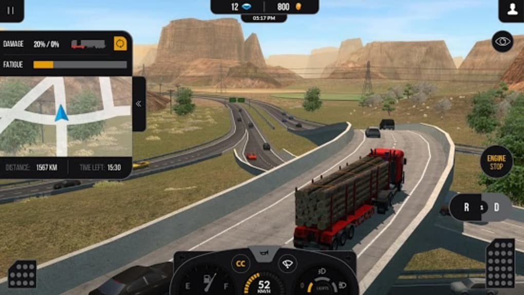 Truck Simulator PRO 2 for Android - Download