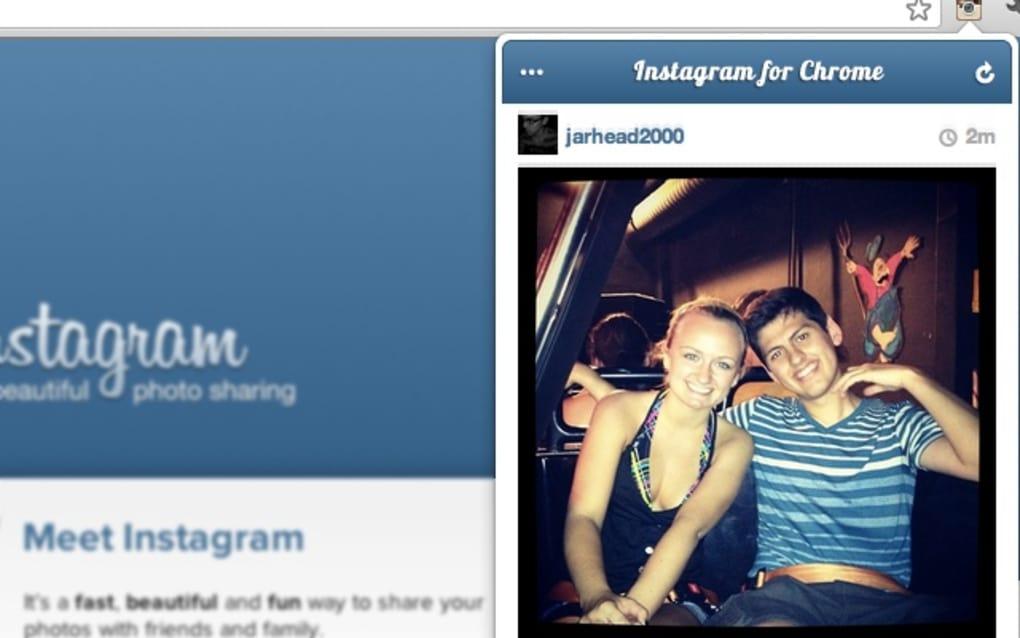 Instagram for Chrome para Mac - Descargar