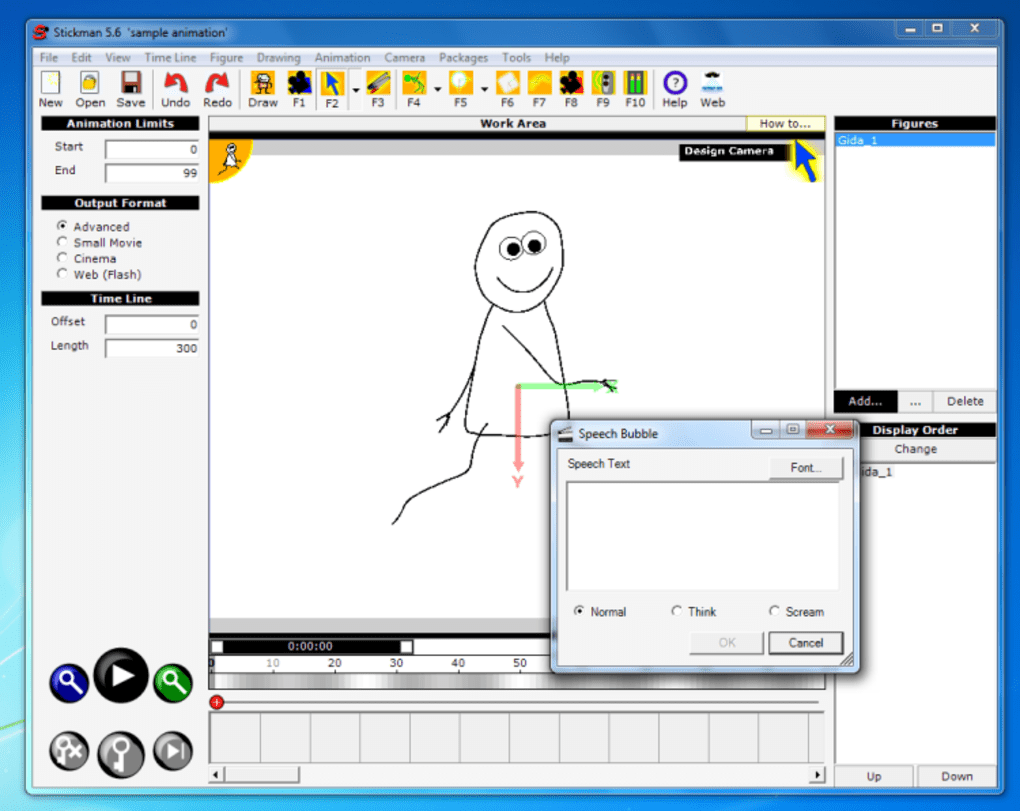 pivot stickfigure animator softonic