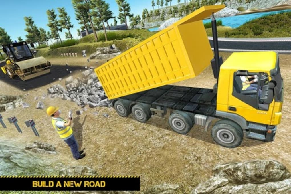 real road builder 2018 road construction games for android download
