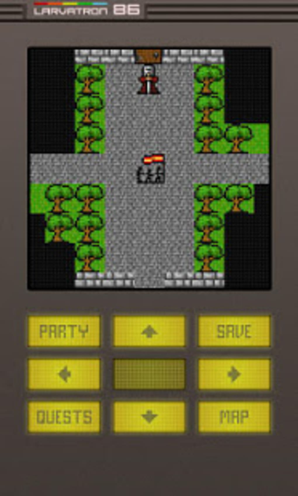Gurk II the 8-bit RPG for Android - Download