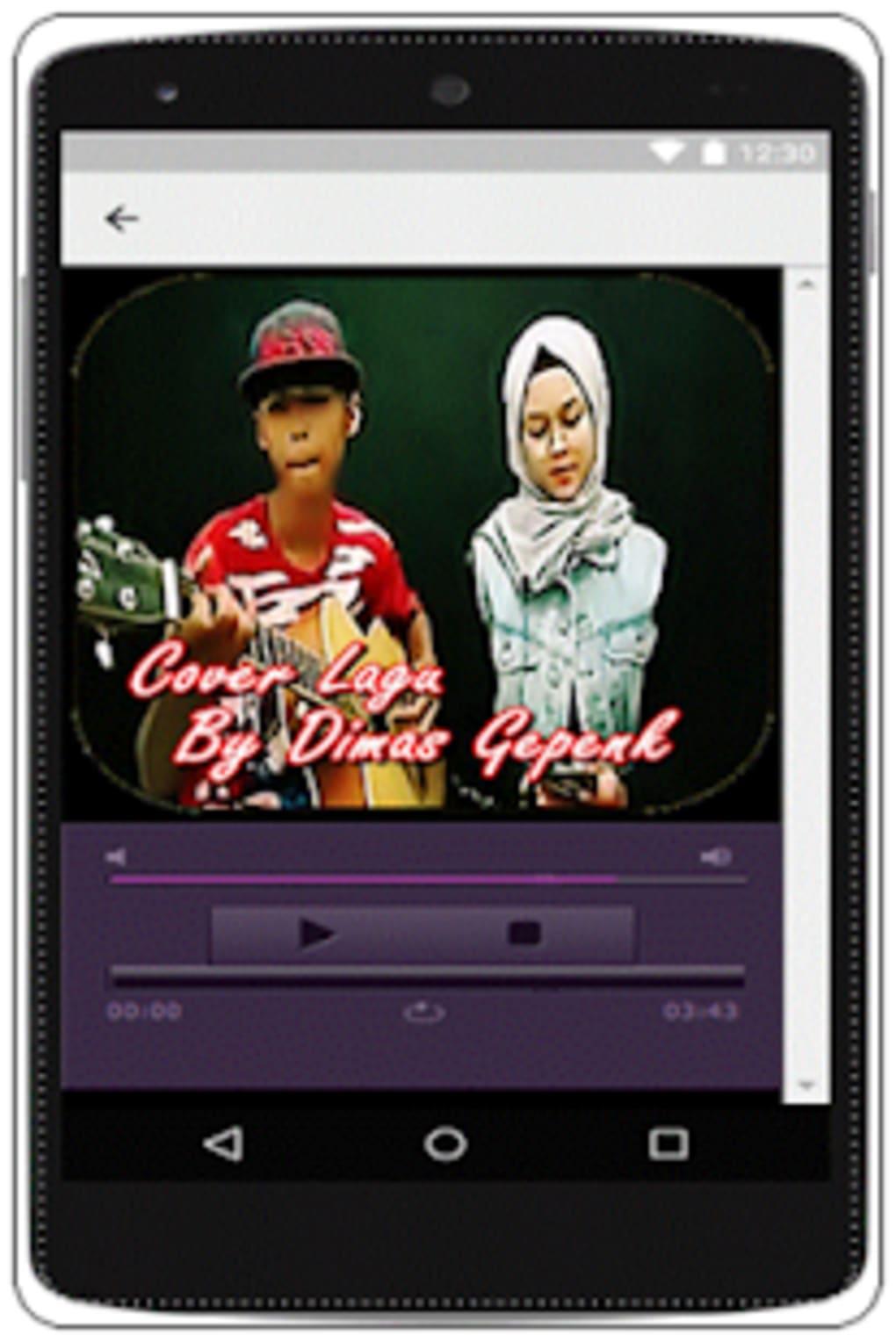 download lagu bagai kan langit dan bumi versi dimas gepenk