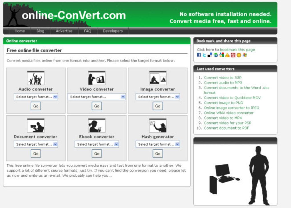 online audio to video converter